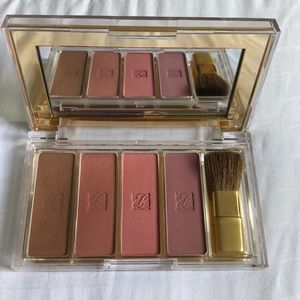 ESTEE 🌺LAUDER DELUXE ALL-OVER FACE COMPACT🌺🌼